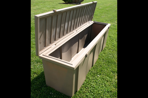 ... Closer Look At Storage Size Of Hdpe Dock Box